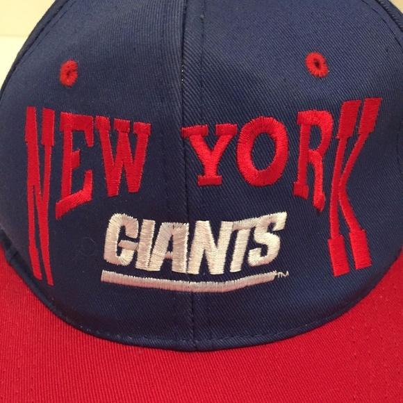 43a50273 New York NY Giants Baseball Hat Snapback Youth